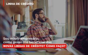 Sou Micro Empresario Com Posso Me Beneficiar Das Novas Linas De Credito Notícias E Artigos Contábeis - Contabilidade no Piauí | Império Contábil