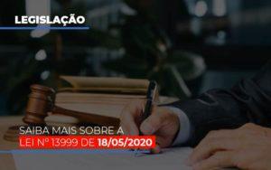 Lei N 13999 De 18 05 2020 Notícias E Artigos Contábeis - Contabilidade no Piauí | Império Contábil