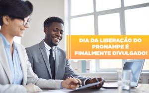 Dia Da Liberacao Do Pronampe E Finalmente Divulgado Notícias E Artigos Contábeis - Contabilidade no Piauí | Império Contábil