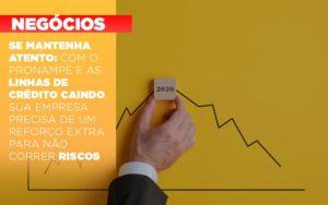 Se Mantenha Atento Com O Pronampe E As Linhas De Credito Caindo Sua Empresa Precisa De Um Reforco Extra Para Nao Correr Riscos - Contabilidade no Piauí | Império Contábil